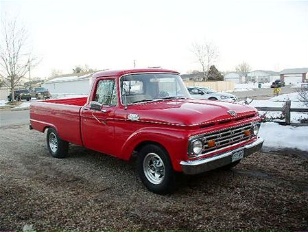 1964 Ford F 250 Truck Wiring Diagram - Example Electrical Wiring
