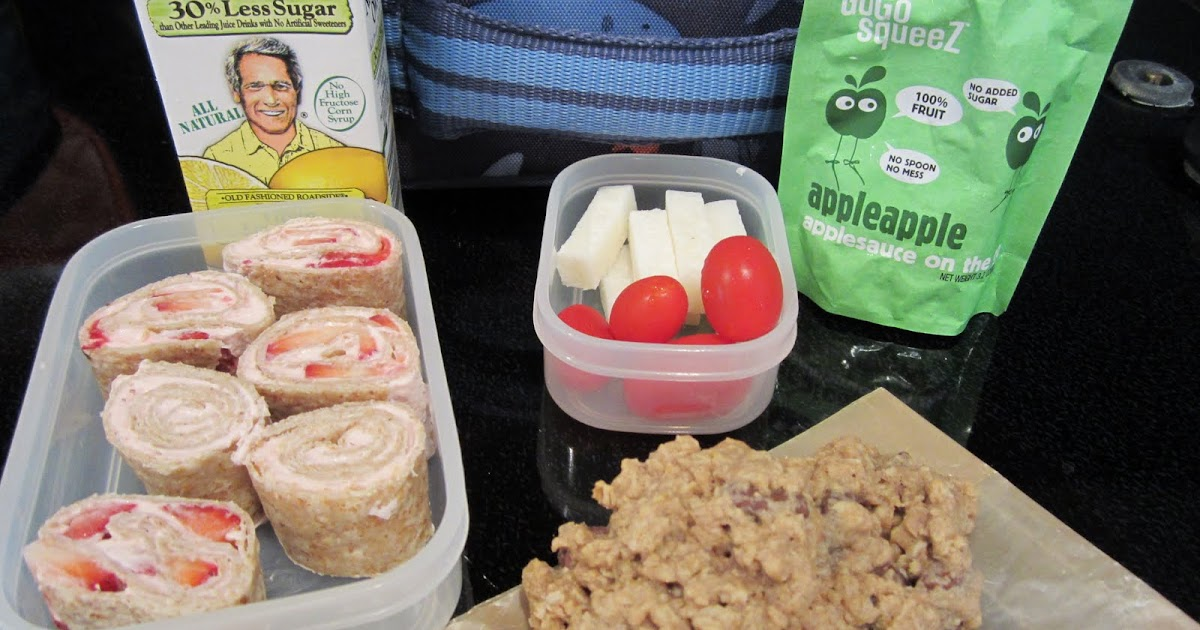 The Full Plate Blog: tuesday's lunchbox