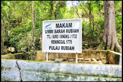 Wisata Religi Asal Usul Makam 44 Aulia Pulau Sabang