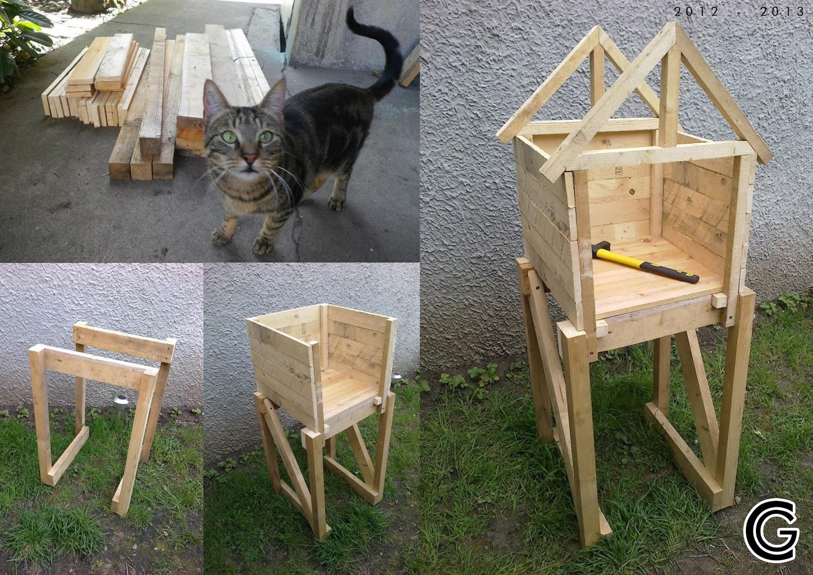 maison pour chats gc eportfolio. Black Bedroom Furniture Sets. Home Design Ideas