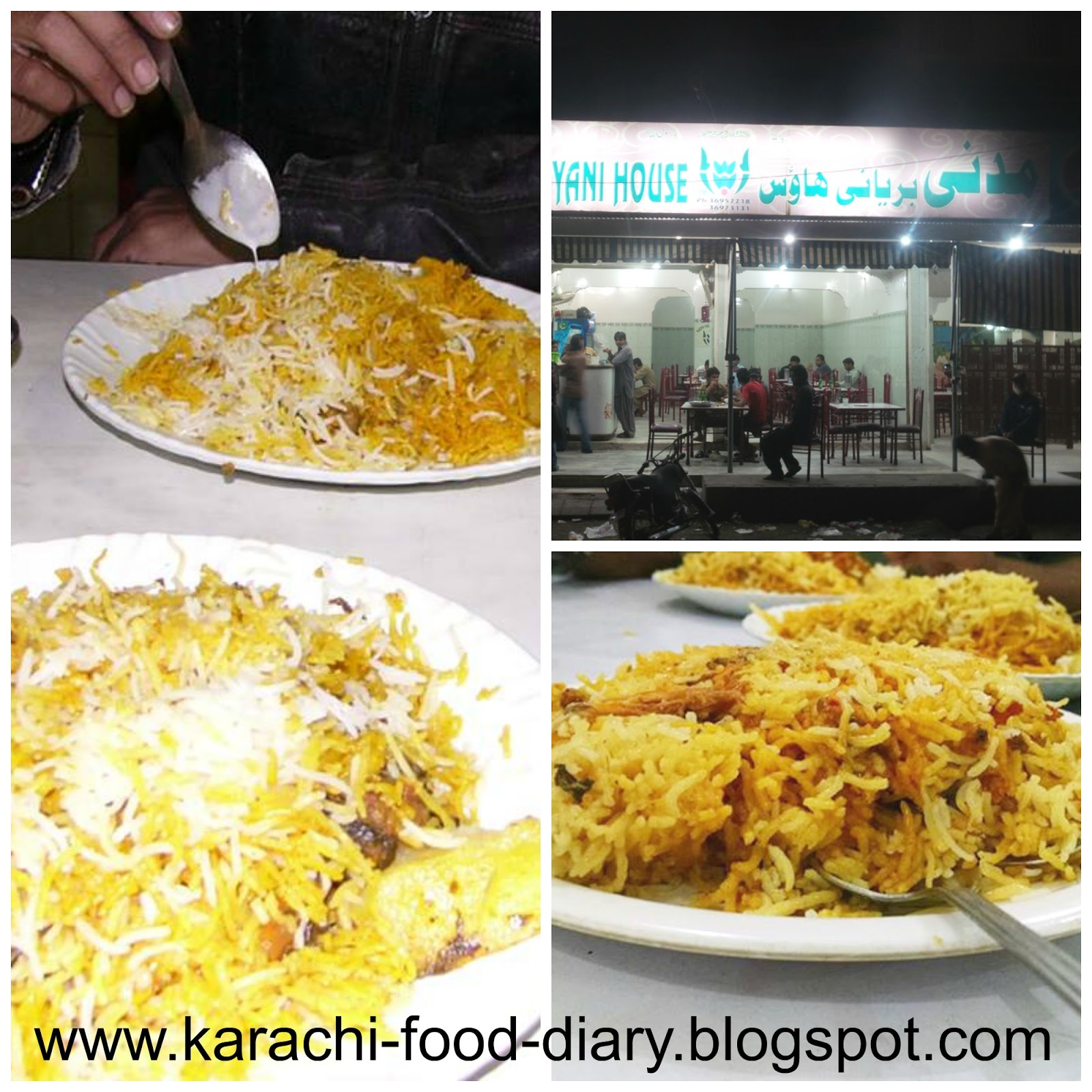 Karachi food dairy best biryani restaurants in karachi zone area in karachi strong aromatic right amount of chicken and rice quality was decent but lacked ideal spice level but the place is considered forumfinder Image collections