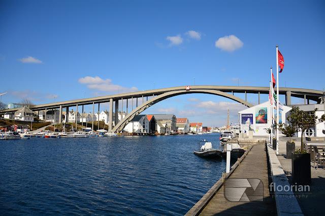 Morze i statki w Haugesund. Atrakcje Haugesund i regionu Rogaland