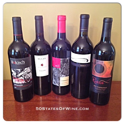 Tempranillo Day with Lodi Wine