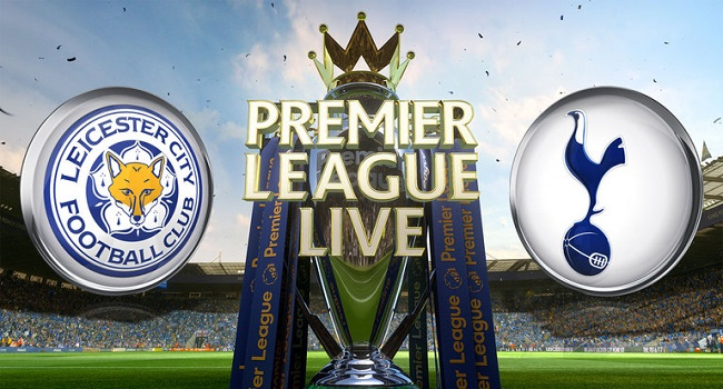 live streaming leicester vs tottenham hotspur 29 november 2017