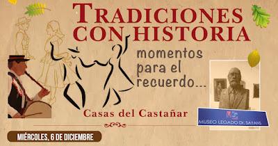 Tradiciones con historia (6 de diciembre 2017 en Casas del Castañar)