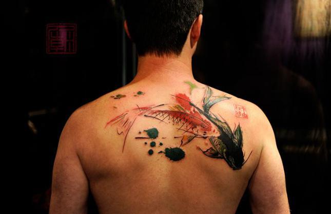 Cual Es El Significado De Los Tatuajes Del Pez Koi Segun Su Color Y