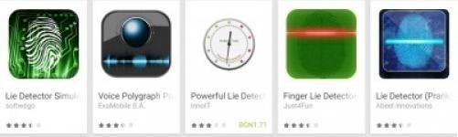 Aplikasi Pendeteksi Kebohongan