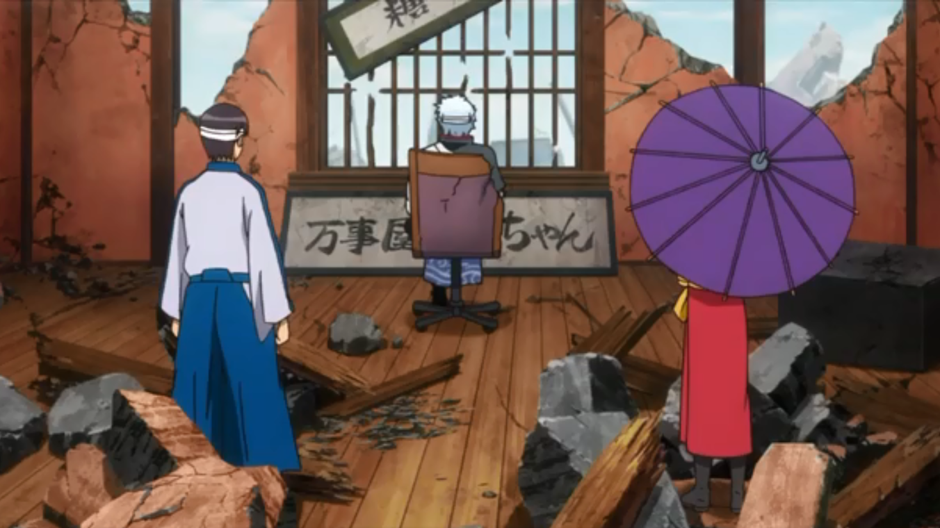 Nonton Gintama Episode 362 Subtitle Indonesia
