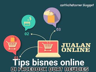Tips bisnes online di facebook