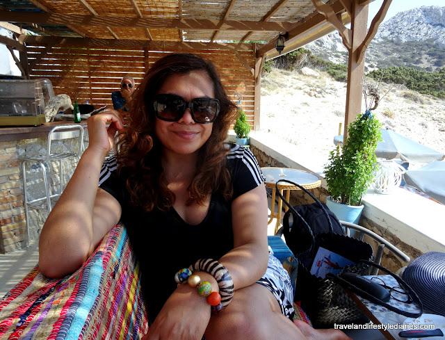 Karpathos: Chilling Out at Agios Nikolaos Beach