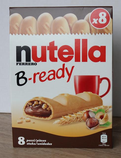 Snack van Nutella