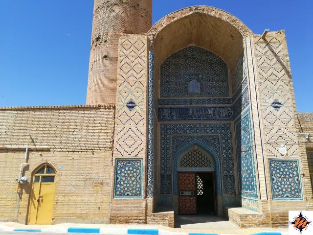 Varzaneh, Jama Mosque