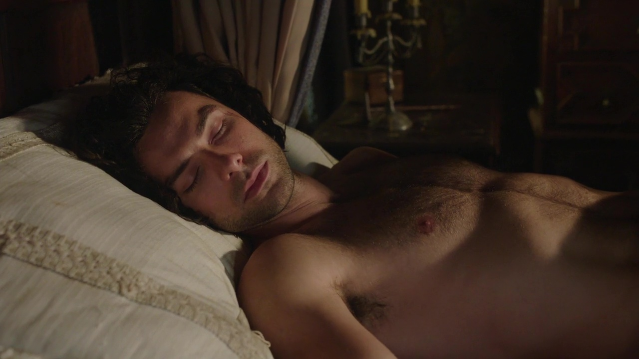 Aidan Turner On Nudity, Being Single And Why He's A Technophobe