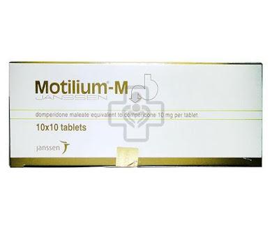 Motilium-M là biệt dược nổi tiếng nhất tại Việt Nam của Domperidon, hoạt chất có tác dụng chống nôn, tăng nhu động đường tiêu hóa