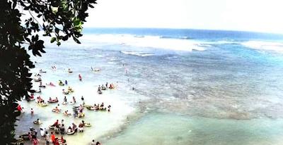 Pantai Sindangkerta Tasikmalaya