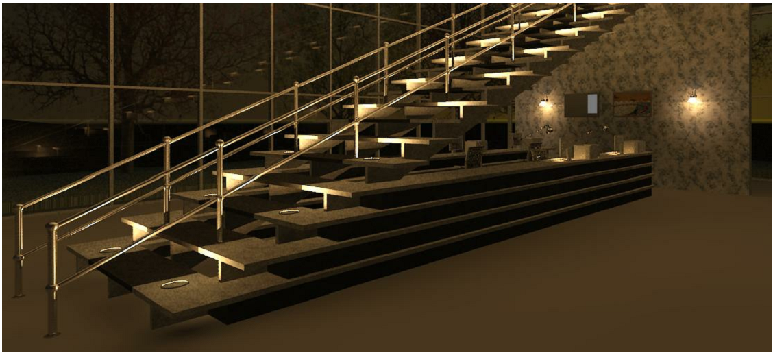 Revit Recess: Fun with 5 Custom Staircase Designs