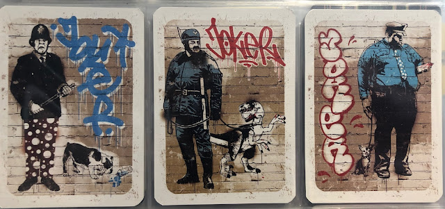 Banksy Jokers