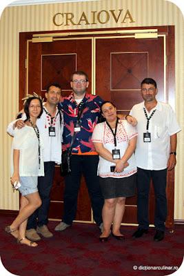 poza cu blogoltenii la Craiova
