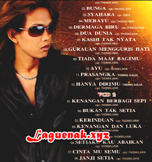 Lagu Thomas Arya Mp3 Terbaru 2018 Full Album Slow Rock