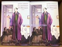 Logo Vinci gratis una delle copie del romanzo di Daniel Albizzati ''Le avventure di Mercuzio''