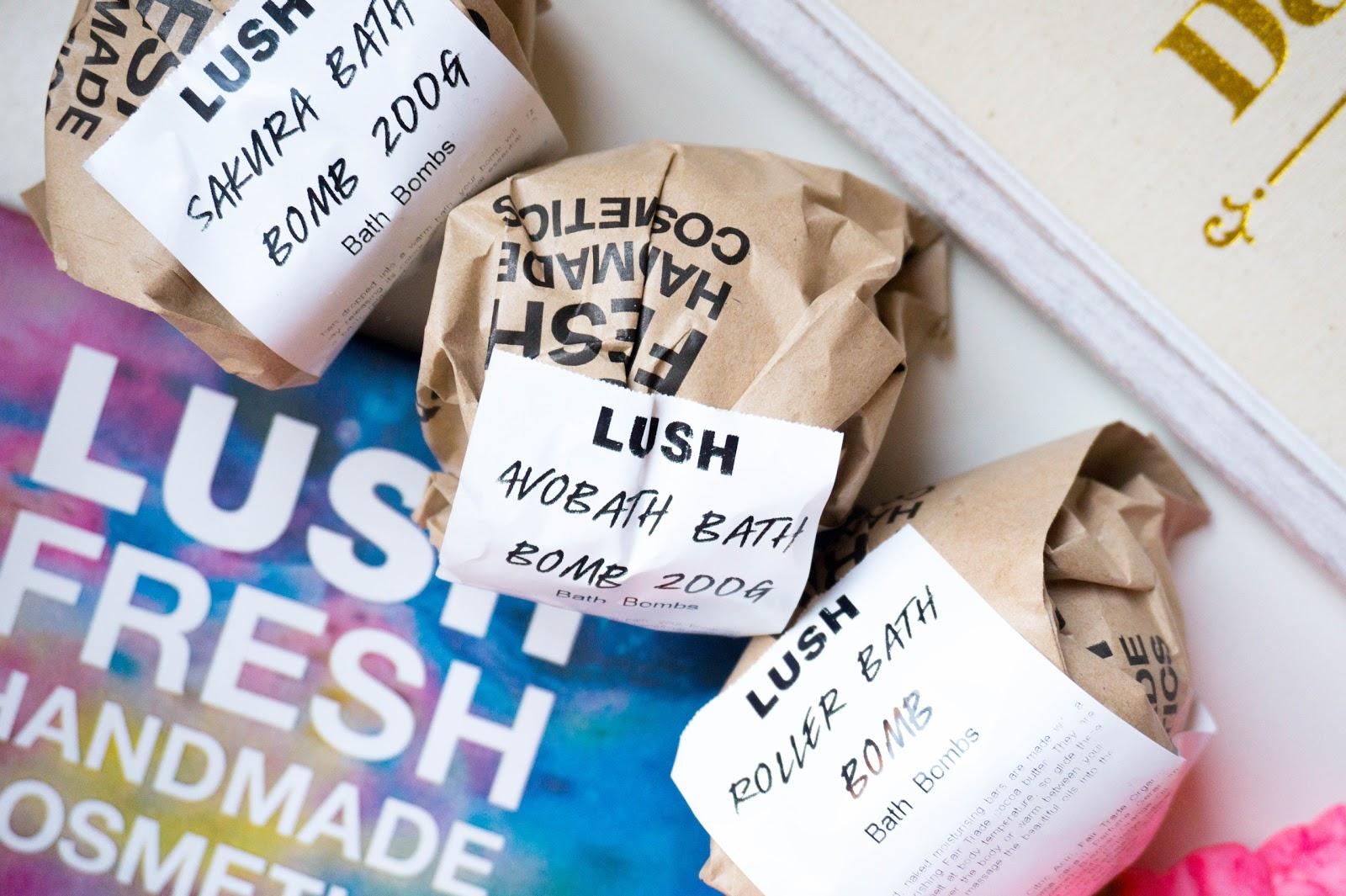 Lush Oxford Street