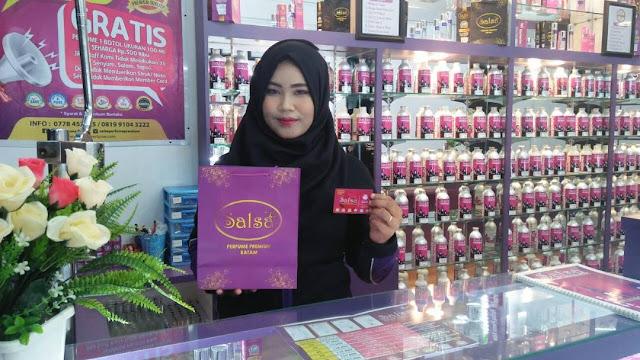 Salsa Perfume Premium Varian Aroma dan Daya Tahan Luar Biasa
