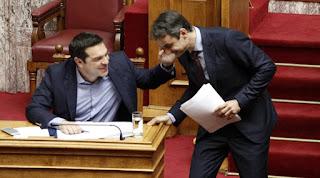 Η ηθελημένα αφελής πολιτική Κυβέρνησης και Αντιπολίτευσης στο θέμα του ονόματος της Μακεδονίας