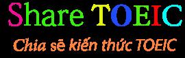 Chia sẻ kiến thức TOEIC