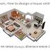 घर का नक्शा (Design) ऑनलाइन कैसे बनाते है | मकान का नक्शा ऐसे बनाये