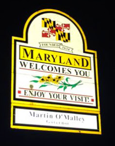 The Official Maryland State Facts