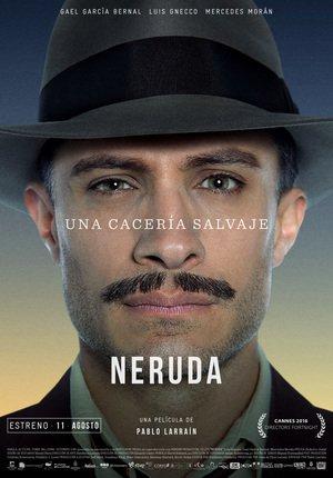 Poster Neruda 2016