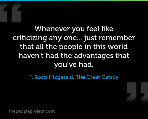 A list of important quotes from the great gatsby by f scott fitzgerald