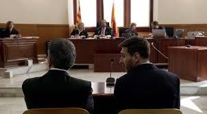 Terkena Kasus Penggelapan Pajak Lionel Messi Divonis 21 Bulan Penjara