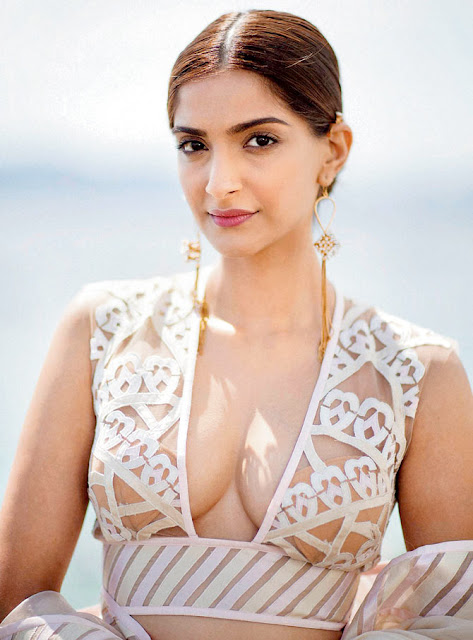 This Is What Sonam Kapoor Gonna Would Flaunt At The Cannes 2017 Red Carpet