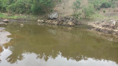 Prefeitura realiza limpeza do Reservatório Poço Fundo