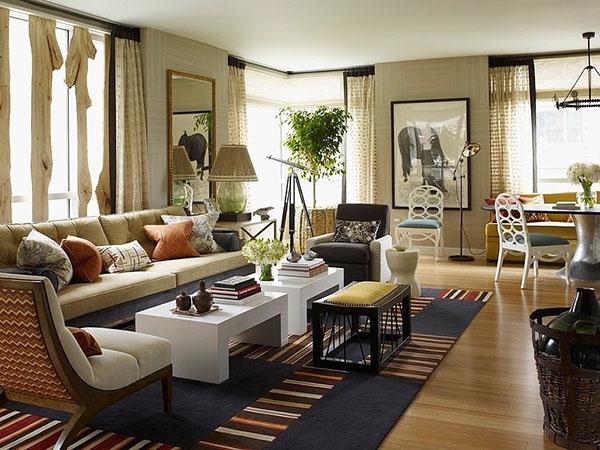 Apartamento eco chic em nova york decora o e ideias for Piso rustico moderno