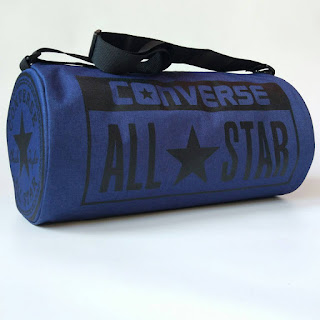 Tas Duffle Bag Converse Navy Blue Harga Terjangkau