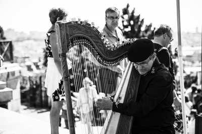 86 Gambar Alat Musik Harpa Dan Cara Memainkannya Paling Bagus
