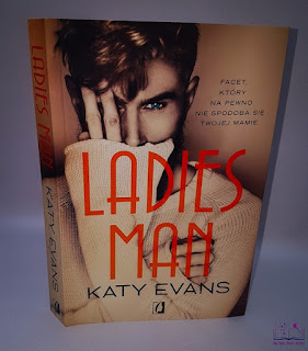 Katy Evans - Ladies Man || Recenzja