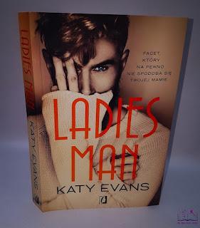 Katy Evans - Ladies Man || Recenzja