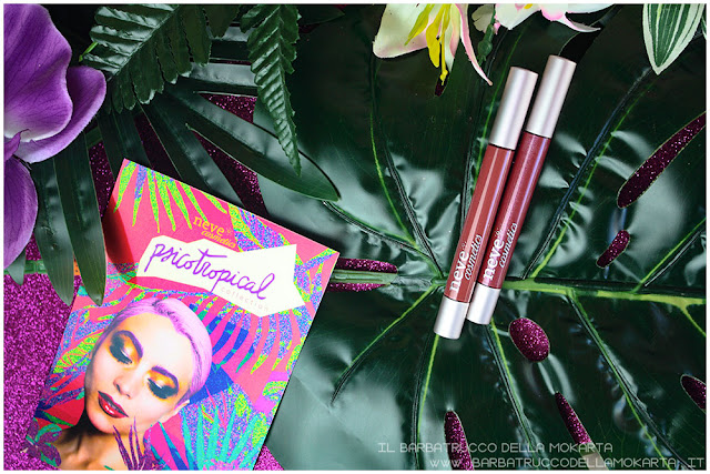 VERNISSAGE GLOSS  psicotropical collection neve cosmetic review