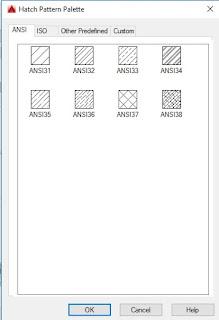 gambar pattern ansi31
