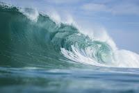 42 wave Quiksilver Pro France foto WSL Damien Poullenot