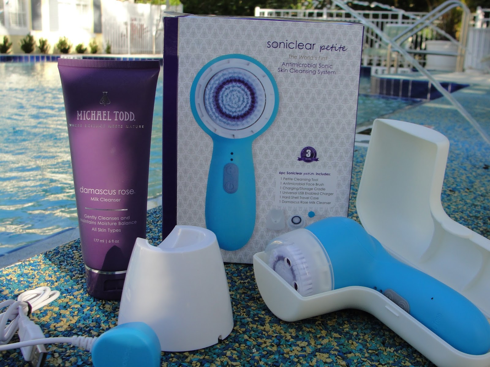 Soniclear Petite Clarisonic Mia 2 Dupe For 62
