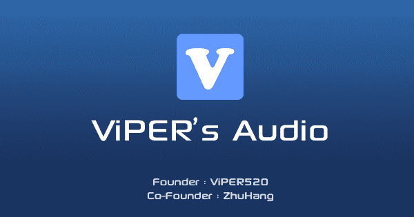 Download and Install Viper4android for Lineage os 14 1, 13 1 Nougat