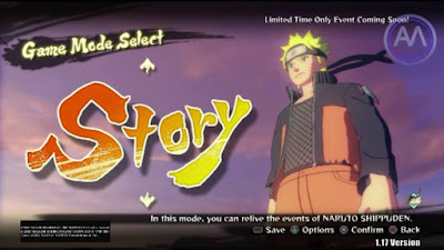 Naruto Senki MOD Myanmar Storm 4 Unlimited Money Apk Terbaru Android