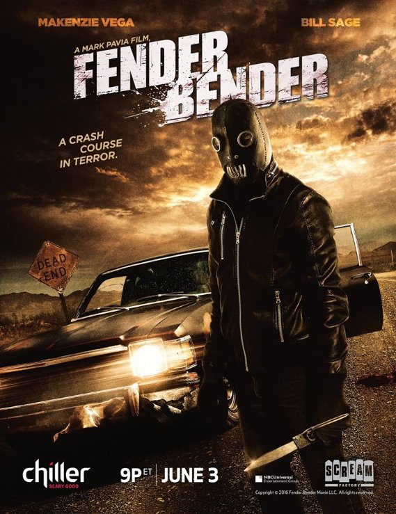 Movie Fender Bender (2016)