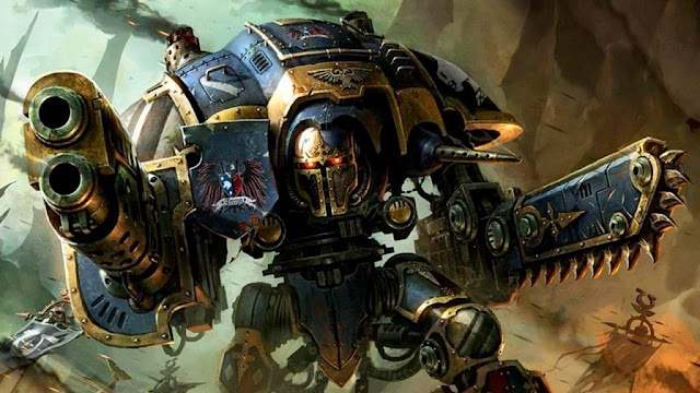 Imperial Knights Rumor Compilation: Imperial Knights Confirmed Next