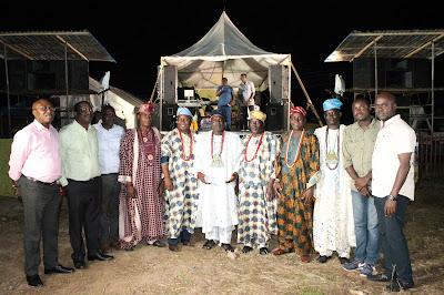 Goldberg Beer Village Enhances Commerce At Osun Osogbo Festival