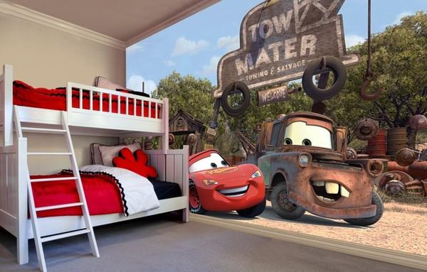 Disney Tapetti Lasten Tapetti Disneyn Autot Disney Cars